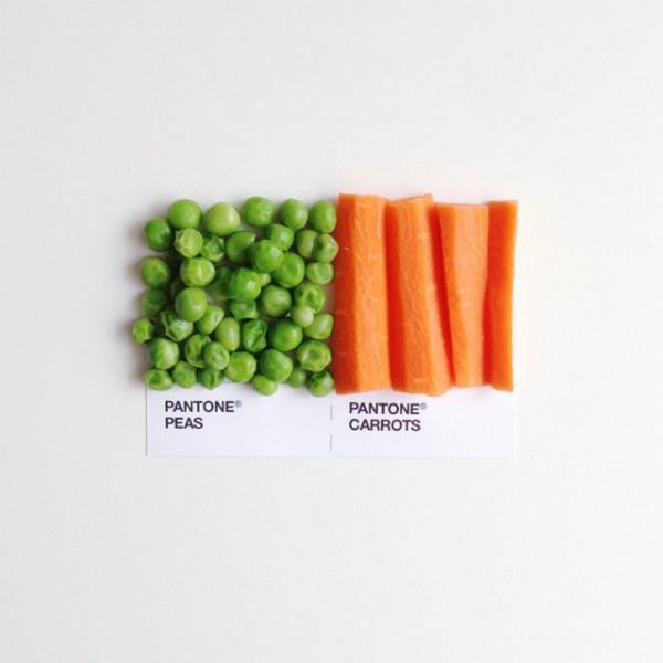 Food Pantone by David Schwen 6 600x600 Pantone Food & Condiments by David Schwen via @ongezondnl