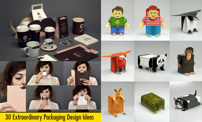G637 30 Extraordinary Packaging Design Ideas around the world