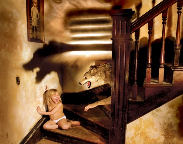childhood fears Childhood Nightmares Recreated into Real Life