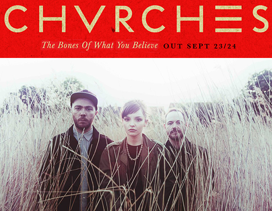 chvrches stream Chvrches – The Bones of What You Believe
