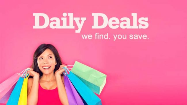 daily deals 650x366 6 Business Benefits from Running a Daily Deal Site