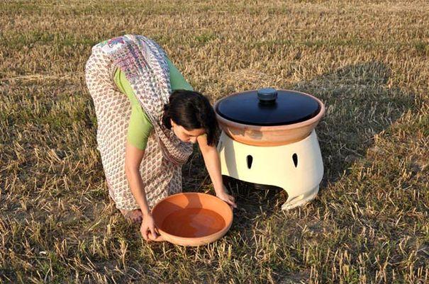eliodomestico 5 Eliodomestico: Solar Oven for Water Desalination