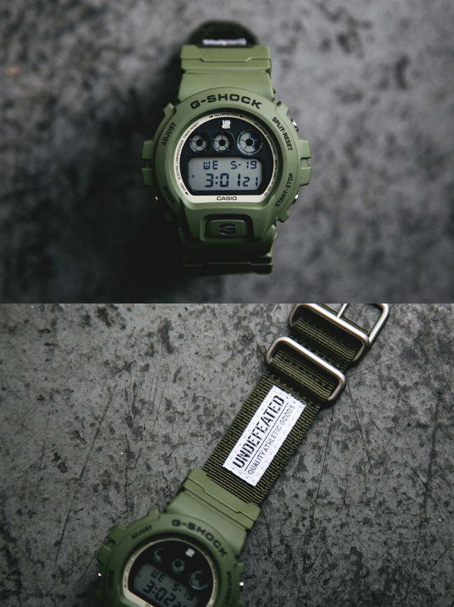 g shock undefeated dw 6901ud 3 large G Shock x Undefeated DW 6901UD 3