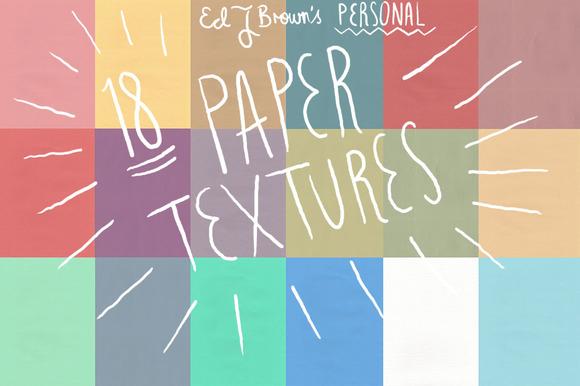 paper squares f 18 Super Duper Paper Textures