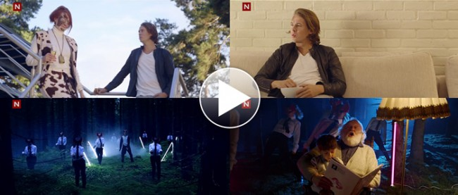 the fox ylvis 650x277 Ylvis   The Fox