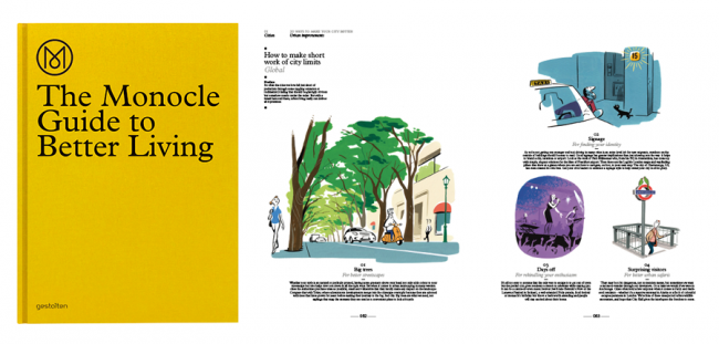 themonocleguidetobetterliving 650x311 The Monocle Guide to Better Living