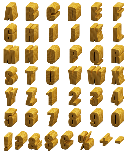 woodcut font alphabet Woodcut font