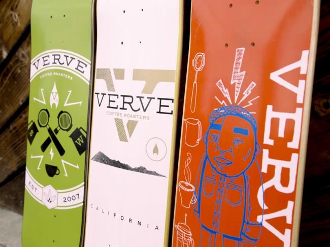 work verve skateboards 11 650x487 Verve Coffee Roasters Merch Kevin Tudball