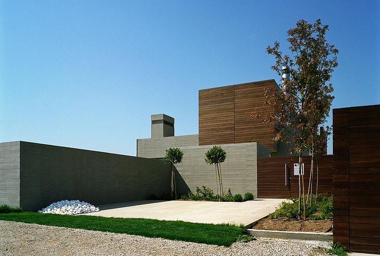 001 residence larissa potiropoulos dl architects Residence in Larissa by Potiropoulos D+L Architects
