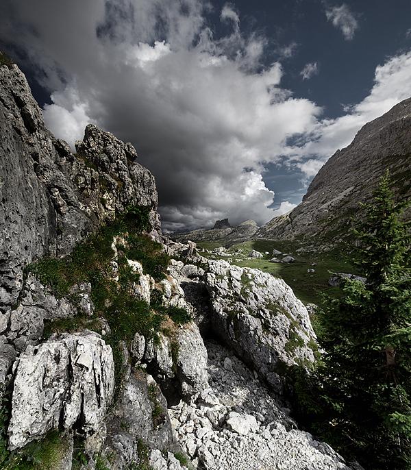 002 dolomiti alps gustav willeit Dolomiti Alps by Gustav Willeit