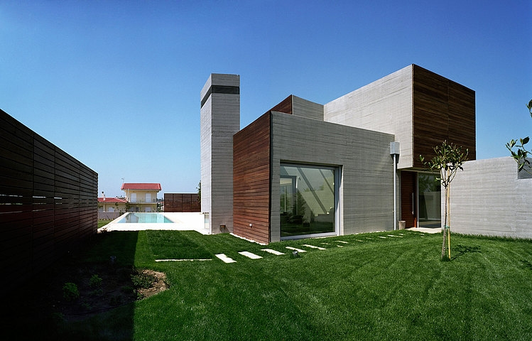 003 residence larissa potiropoulos dl architects Residence in Larissa by Potiropoulos D+L Architects