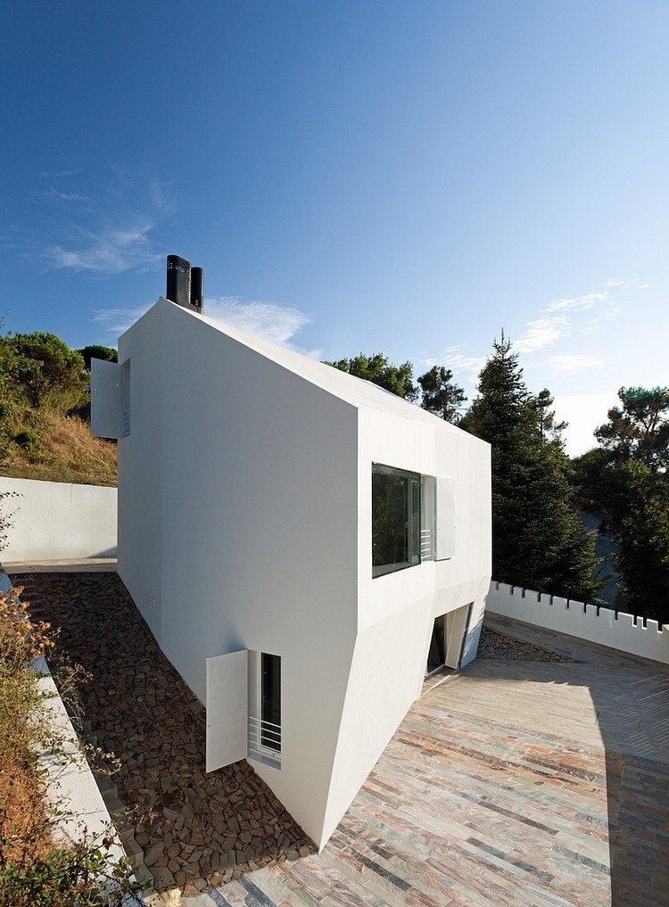 004 vallvidrera house ylab arquitectos Vallvidrera House by YLAB Arquitectos