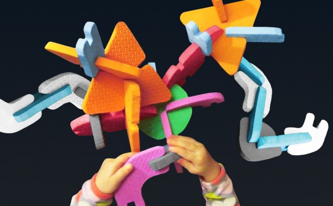 093 650x401 If Willy Wonka and MC Escher made a toy . . .