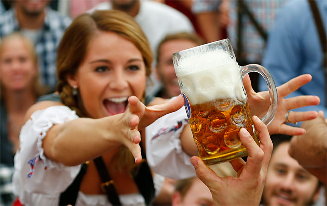 119 Oktoberfest Kicks off in Germany