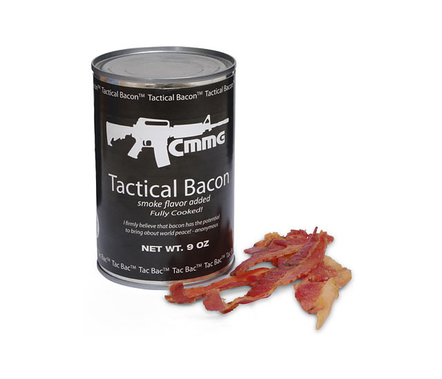 42o Tactical Canned Bacon
