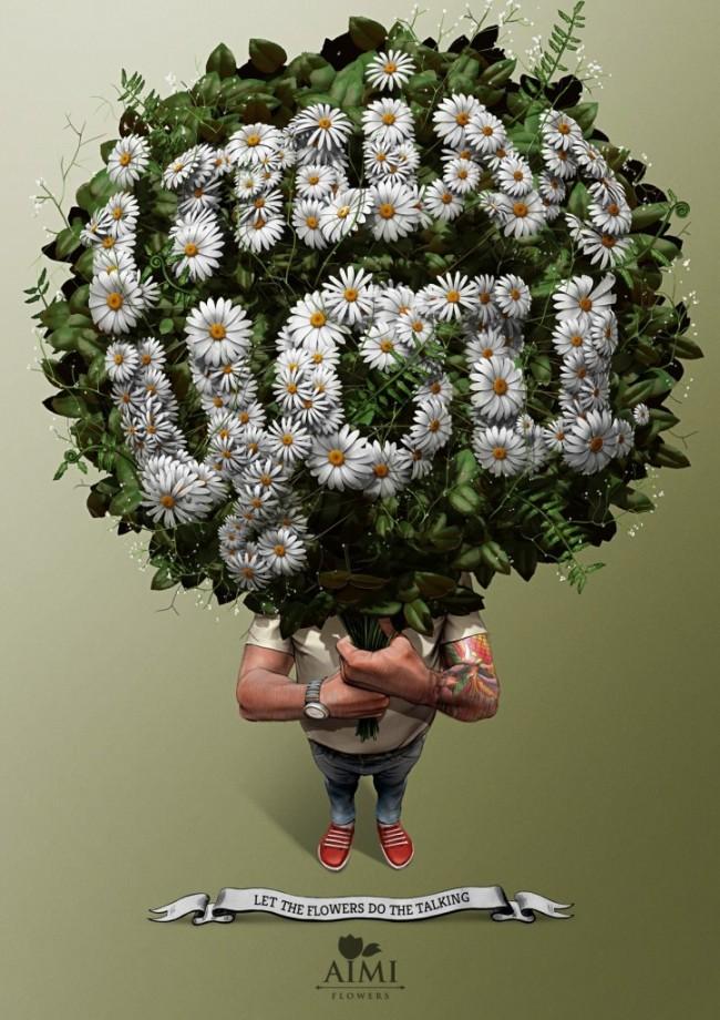 AIMI Flowers Miss you 723x1024 650x920 Let the flowers do the talking via @ongezondnl