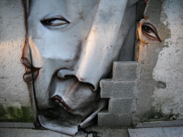 ANDRE GONZAGA 7600 450 Street Art by Andre Muniz Gonzaga