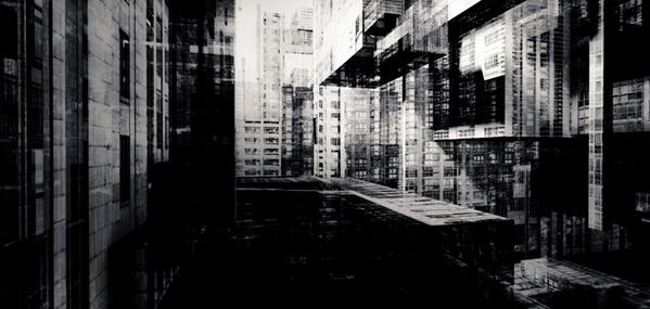 Atelier Olschinsky. Dark City. DO Dark City by Atelier Olschinsky