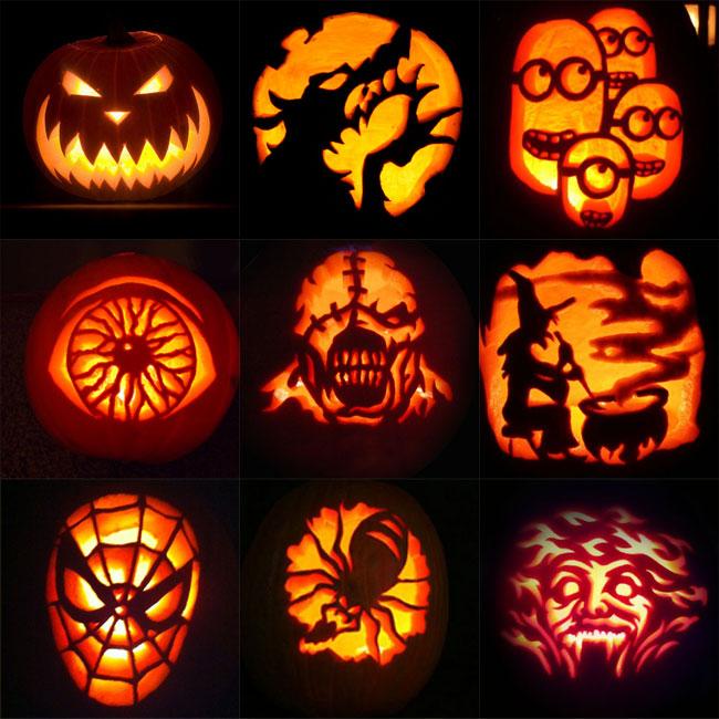 Scary Halloween Pumpkin Carving Ideas 2014
