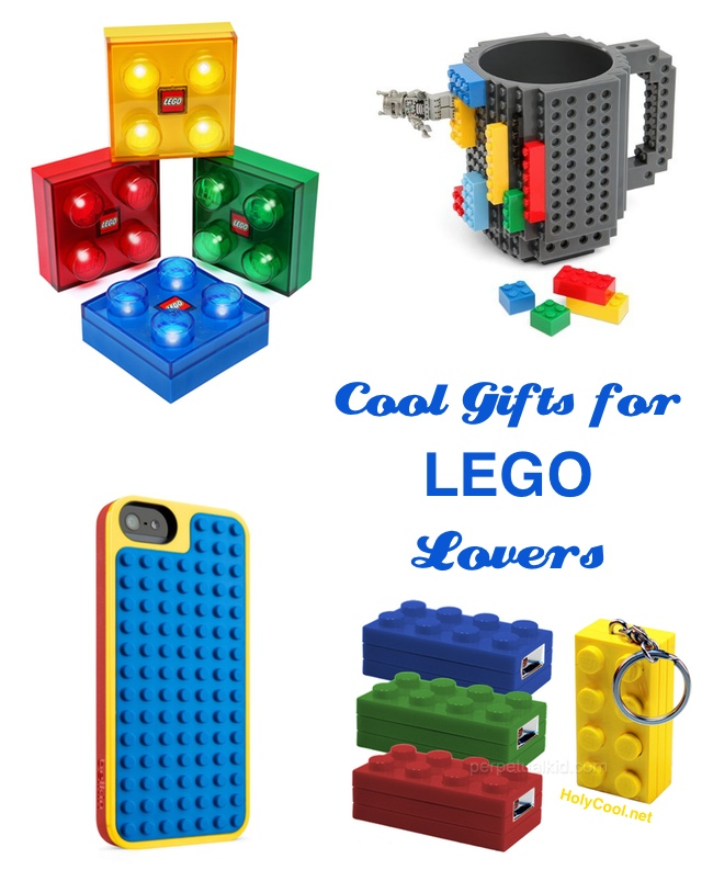 DYT Cool LEGO Gifts Cool Gifts for LEGO Lovers