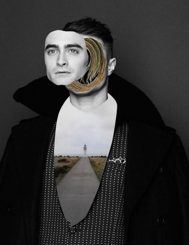 Daniel Radcliffe Flaunt Adam Whitehead 03 650x842 Daniel Radcliffe for Flaunt Magazine