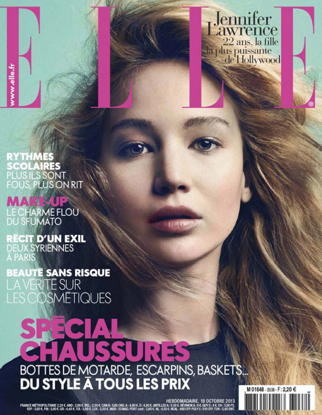 Jennifer Lawrence Elle France Emma Summerton 01 650x837 Jennifer Lawrence for Elle France