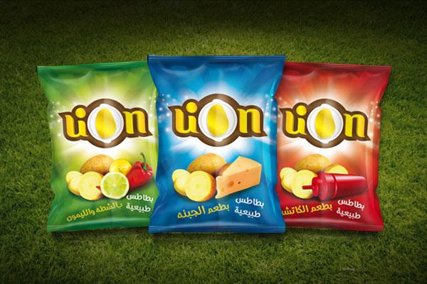 Lion Potato chips Packaging design ideas 4 30+ Crispy Potato Chips Packaging Designs