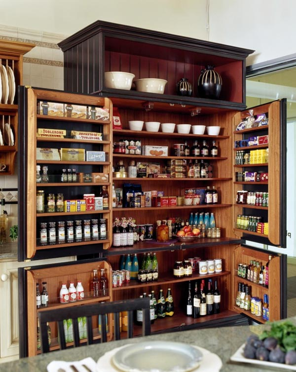 Pantry Design Ideas 01 1 Kindesign 53 Mind blowing kitchen pantry design ideas