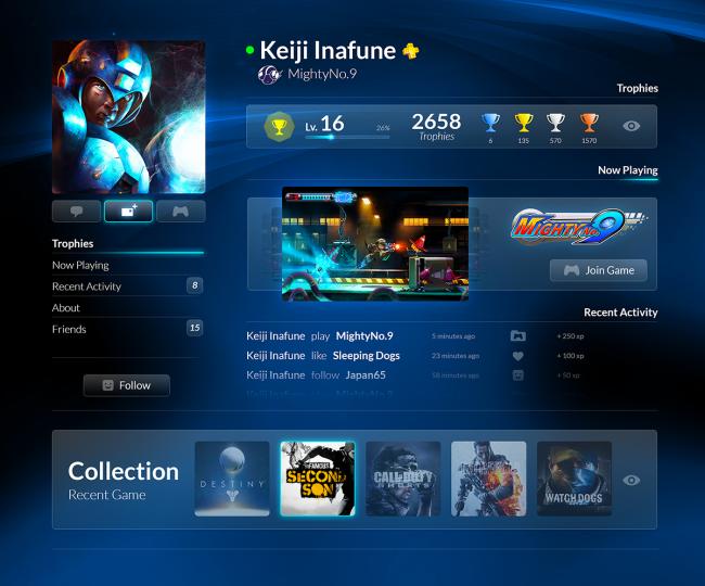 PlayStation 4 Profiler Full Pixels5 650x540 Playstation 4 Profiler [Ipad App] by Steve Fraschini