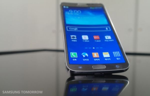 Samsung Galaxy Round – Curved OLED screen smartphone promises excellent viewing experience Samsung Galaxy Round – Curved OLED screen smartphone promises excellent viewing experience