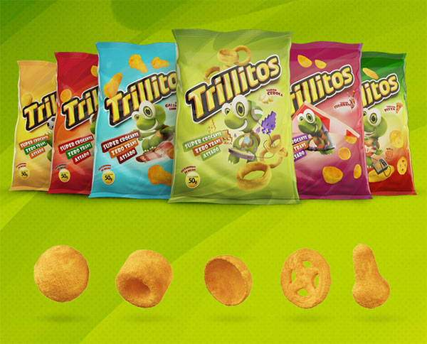 Trillitos Chips Packaging 2 30+ Crispy Potato Chips Packaging Designs