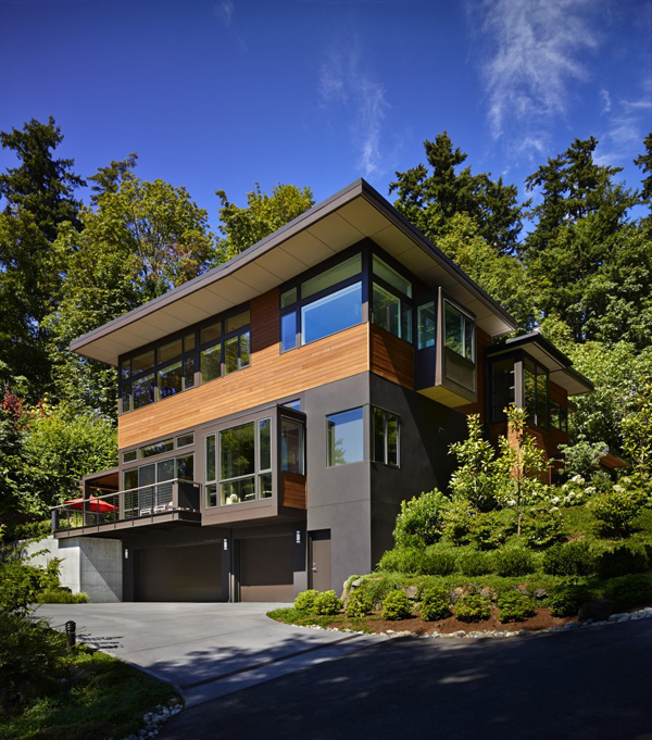Westlight House McClellan Architects 01 1 Kindesign Splendid waterfront property in Seattle: Westlight House