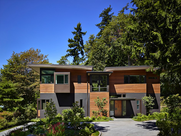 Westlight House McClellan Architects 02 1 Kindesign Splendid waterfront property in Seattle: Westlight House