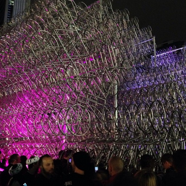 aiweiwei4 650x650 Ai Weiwei's Forever Bicycles
