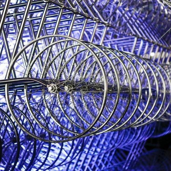 aiweiwei5 650x650 Ai Weiwei's Forever Bicycles