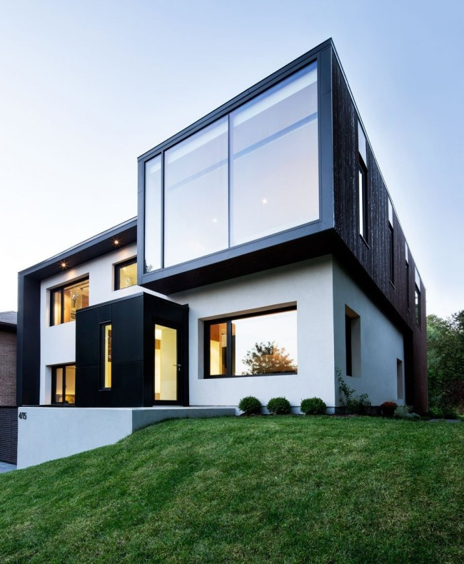 connaught residence by  naturehumaine 1 650x790 Sleek Connaught Residence by Naturehumaine
