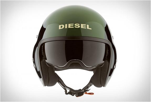 diesel hi jack helmet AGV Diesel Hi Jack Helmet