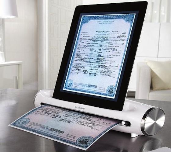 iConvert Scanner For iPad iConvert Scanner For iPad