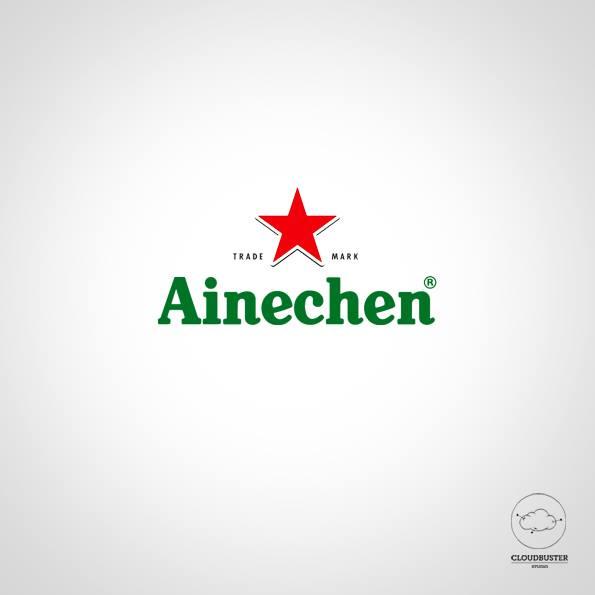 italiaans heineken Tweaked Logos Of Famous Brands That Show Their Italian Pronunciation via @ongezondnl