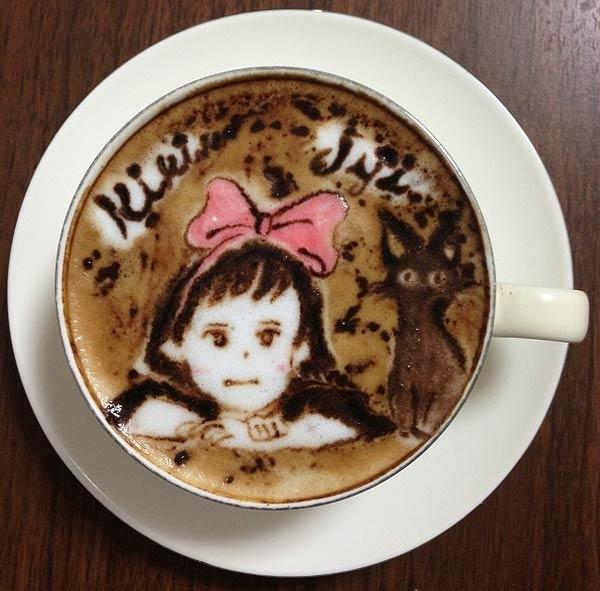 latte art by mattsun1 Incredible Latte Art by Mattsun