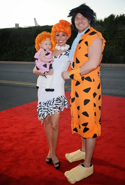 melissa rycroft as wilma flinstone Halloween Costume Ideas Inspired by Celebrities