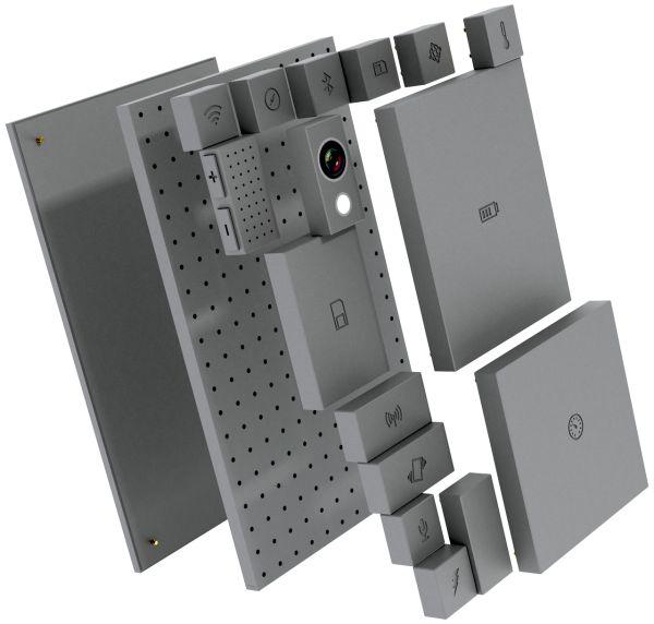 phonebloks lego system for smartphones 02 Phonebloks Lego Smartphone