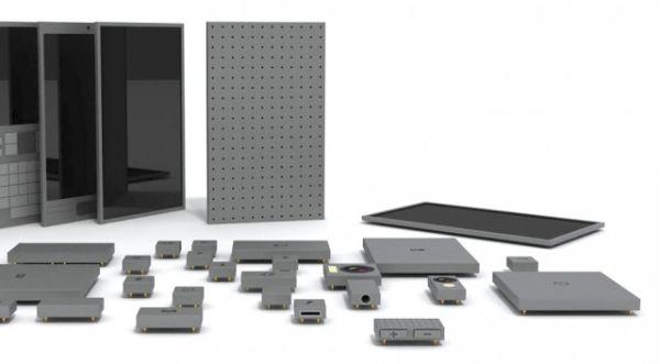 phonebloks lego system for smartphones 04 Phonebloks Lego Smartphone