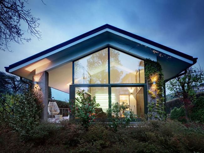 villa como by studio marco piva 1 Splendid Villa Como by Studio Marco Piva