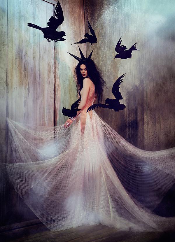 001 maleficent stilisten elizaveta porodina Maleficent / Stilisten by Elizaveta Porodina