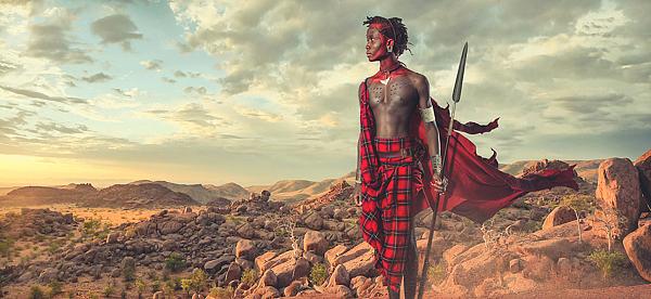 001 tribe maasai lee howel Tribe   Maasai by Lee Howel