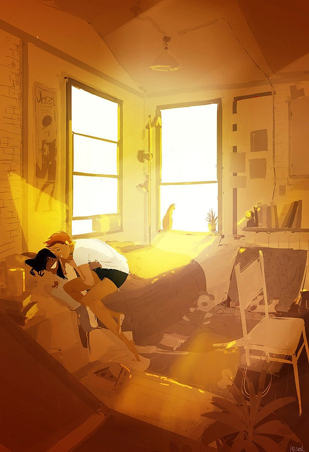 003 awesome illustrations pascal campion Awesome Illustrations by Pascal Campion