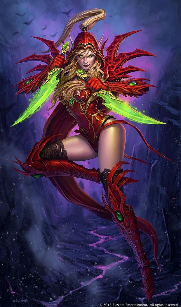 003 fantasy illustrations glennrane Fantasy Illustrations by GlennRane