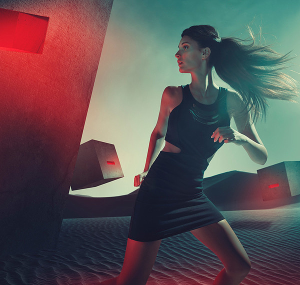 Digital art selected for the Daily Inspiration #1603