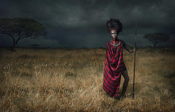 003 tribe maasai lee howel Tribe   Maasai by Lee Howel